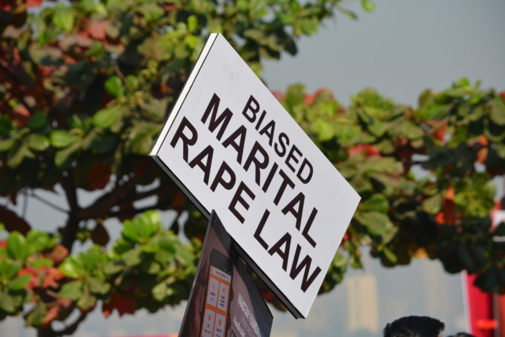 A highly Anti Men Biased Marital Rape law is being proposed by current government