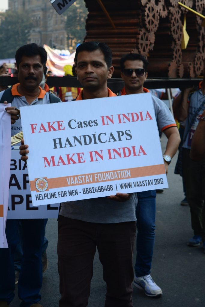 Fake Cases in India Handicap Make In India