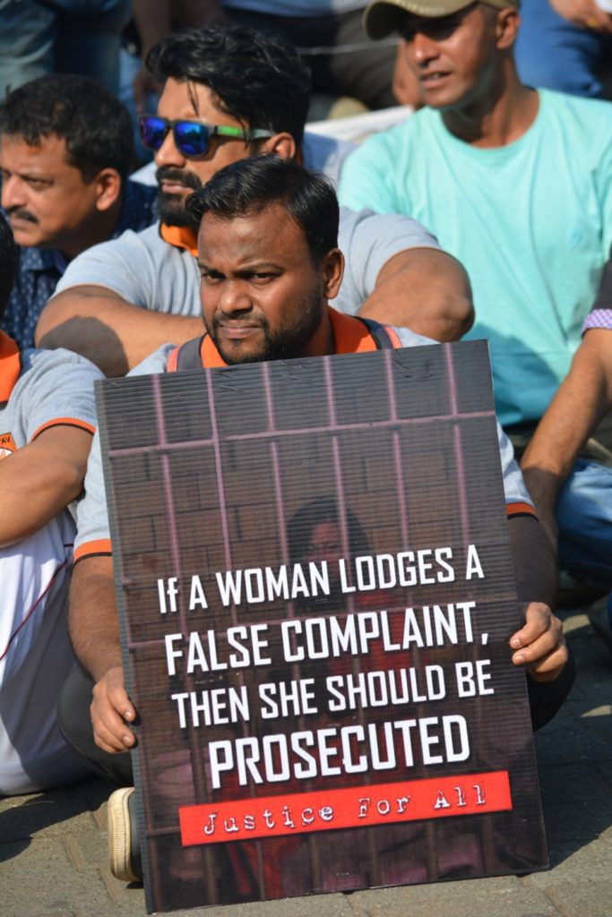 If a woman Lodges false complaint she should be prosecuted