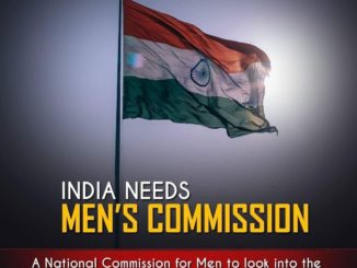 India needs Men's commission (Purush Aayog)