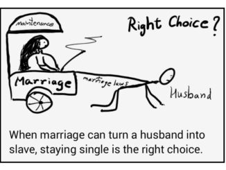 Staying Single is Right choice
