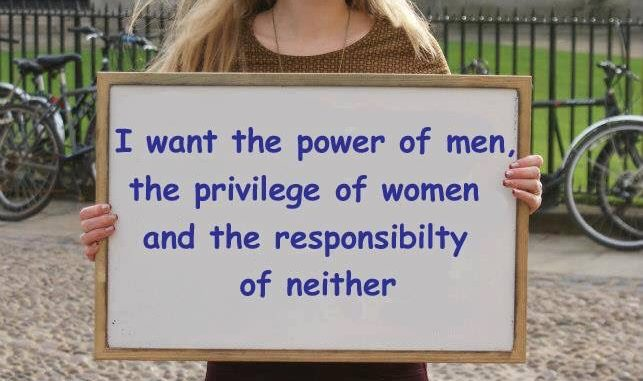 Toxic feminism