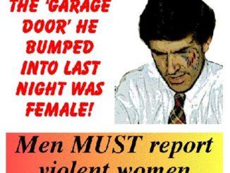 Domestic Violence on Men