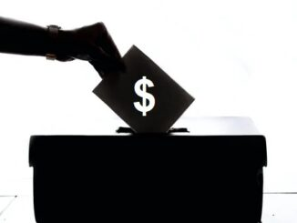 Male vote and money